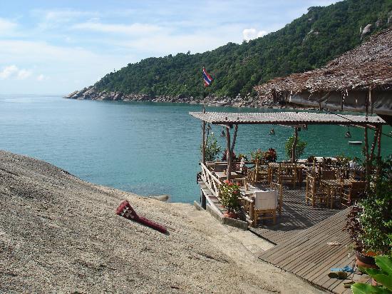 Haad Yuan Restaurant: view from restaurant