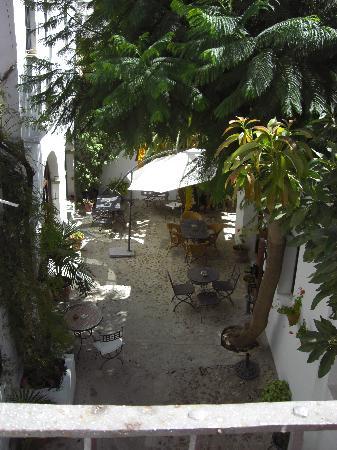 Hotel Posada de Palacio: Breakfast area at the Posada de Palacio