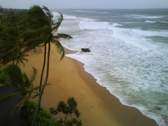 Mount Lavinia Hotel: what a view