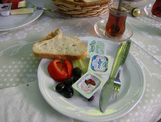 colazione al Demirci Hotel
