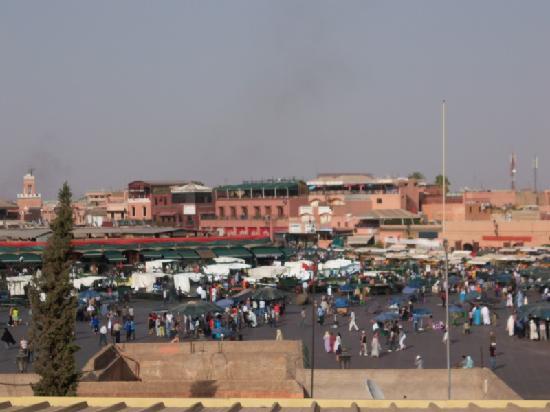 Club Med Marrakech La Palmeraie: la médina