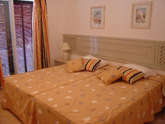 Clube Albufeira Resort: BedRoom