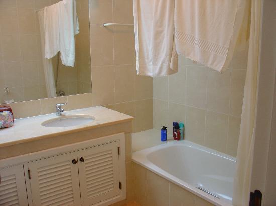 Clube Albufeira Resort: WC-Suite