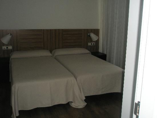 Isaba, España: Buenas camas