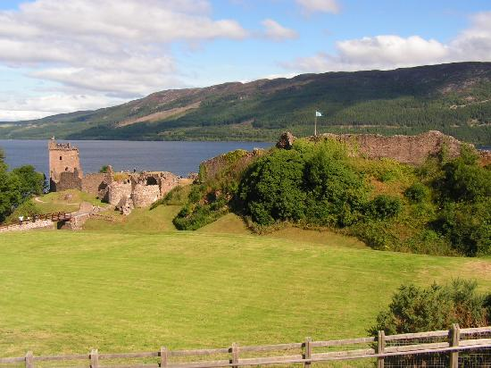 Loch Ness, UK: vista