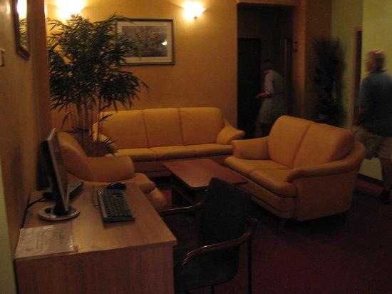 Hotel Slisko: Flur