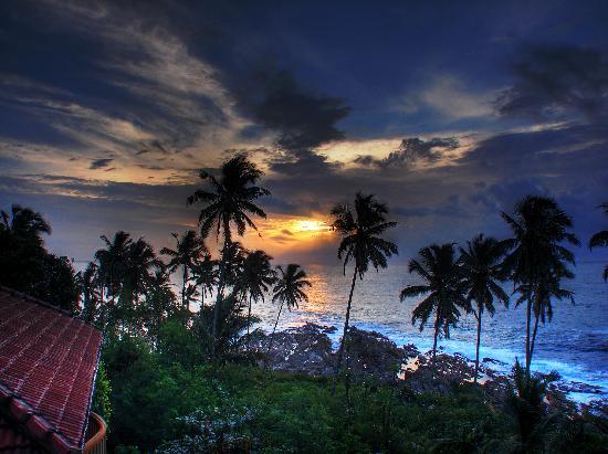 Tangalle, Sri Lanka: Sonnenaufgang