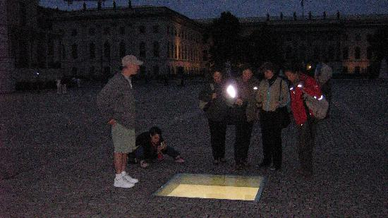 Bebelplatz: At Night