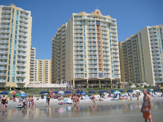 Wyndham Ocean Boulevard The Four Towers
