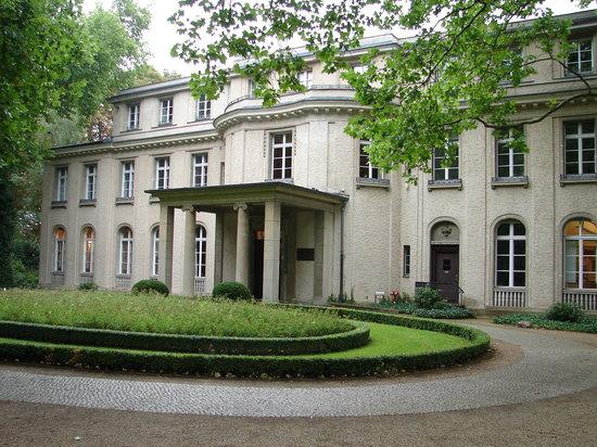 Gedung Konferensi Haus der Wannsee