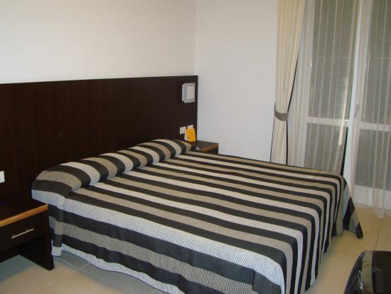 Hotel Margherita: Bed