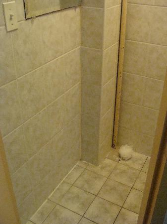 The Amsterdam Inn: Shower