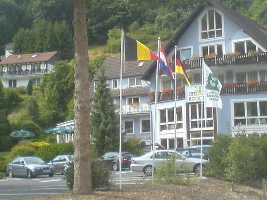 Eifelgold Rooding Hotel: The Hotel