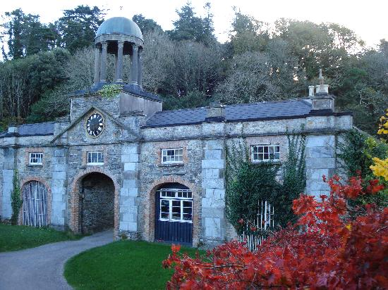 Bantry House B&B: the stables