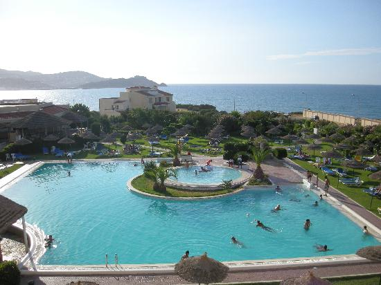 Golf Beach Hotel: piscine