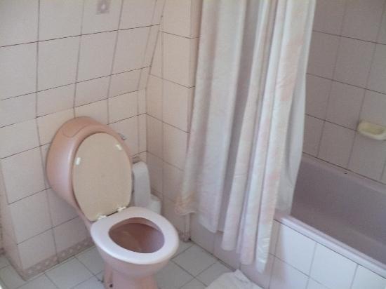 Hotel Cantamar: Salle de bain