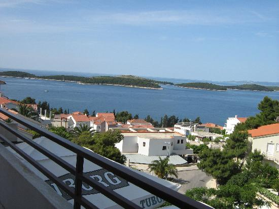 Apartmani Popovic: view