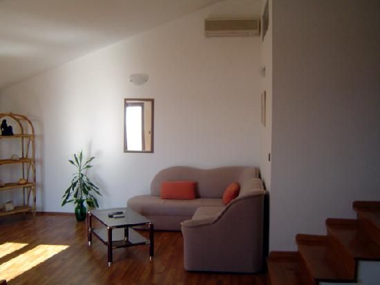 Apartmani Popovic: sitting room