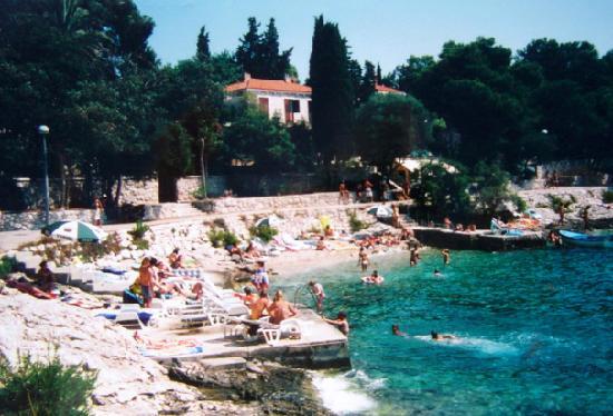 Apartmani Popovic: beach