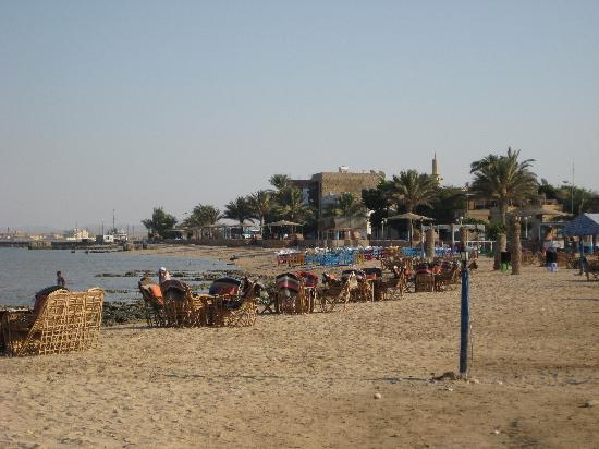 Carnelia Beach Resort: spiaggia el queisi