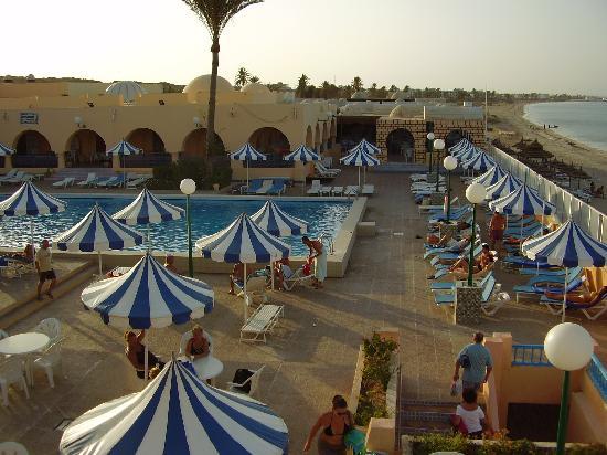 Club Oasis Marine : dall' alto