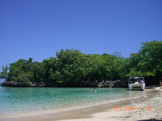 Grand Bahia Principe San Juan: Playa Caleton