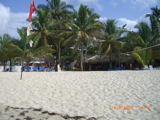 Grand Bahia Principe San Juan: Playa Cabarete