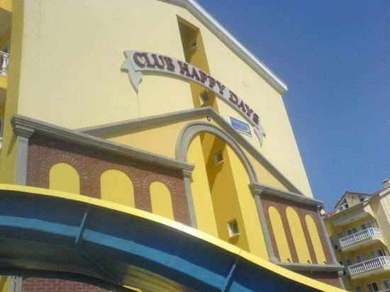 Club Happy Days