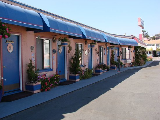Seaside Motel: Seaside