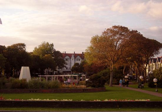 Steyne Gardens, Worthing