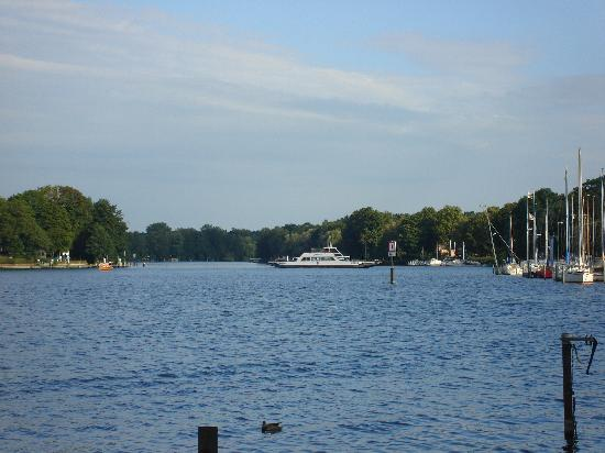 Hotel Havel Lodge: Le lac