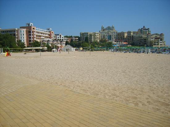 Dyuni, Bulgaria: the beach