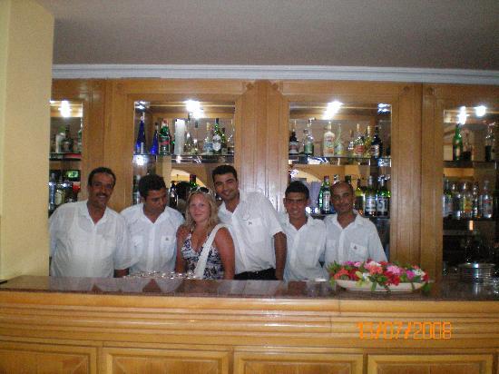 Club Oasis Marine: le bar