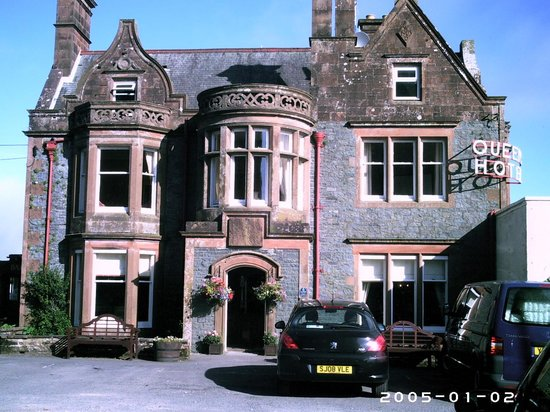 Queens Hotel, Lockerbie