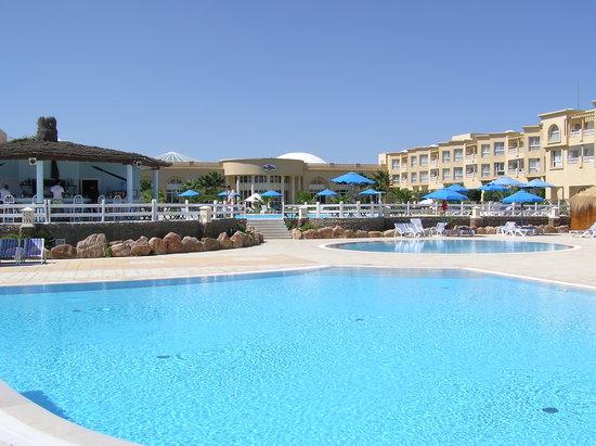 Cap-Bon Kelibia Beach Hotel & Spa: Una delle piscine