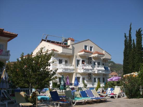 Yalcin Hotel : Yalcin Apartments