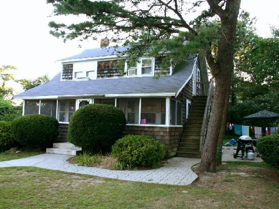"Yarmouth Country Cabins: The ""big house"" at YCC"