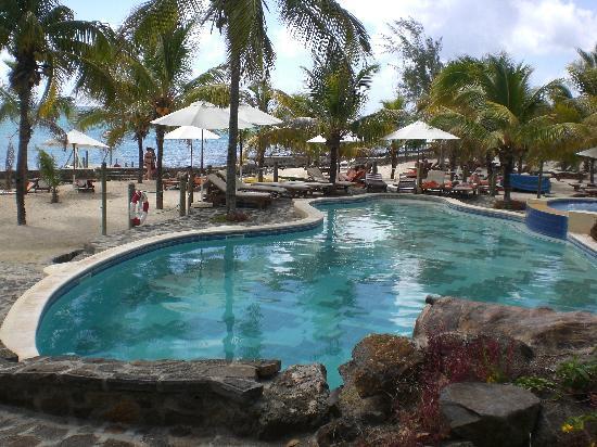 Hibiscus Beach Resort Spa Pool