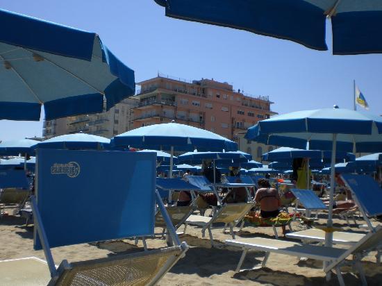 Hotel Acapulco : La spiaggia