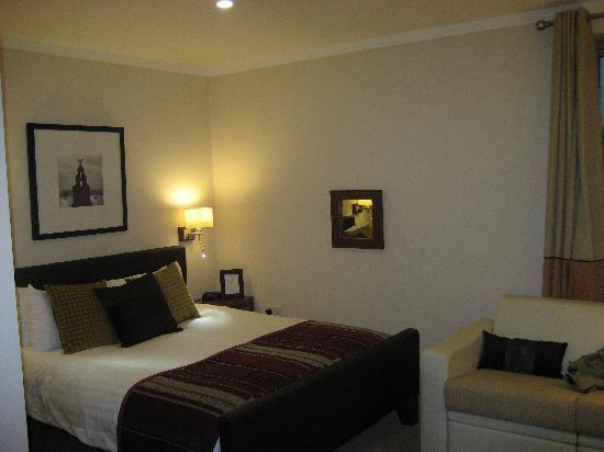 Staybridge Suites Liverpool: lit