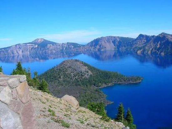 Crater Lake, OR: Take the watchtower hike