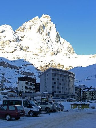 President palace breuil cervinia italy hotel reviews for Hotel meuble mon reve cervinia