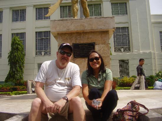 ฟิลิปปินส์: Annie and I in Cebu