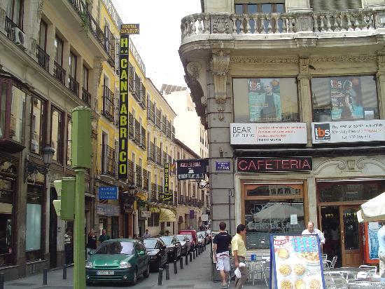 Cantabrico Hotel