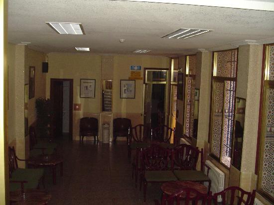 Cantabrico Hotel: Lobby