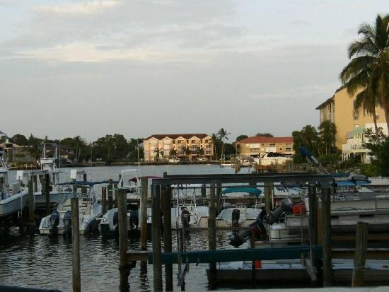 Lighthouse Inn docks