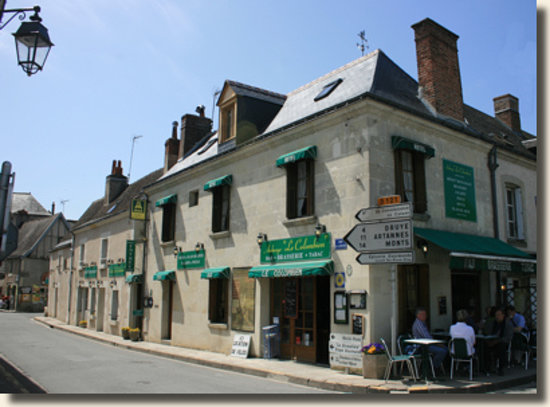 Photo of Hotel Le Colombien Villandry