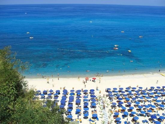 LABRANDA Rocca Nettuno Tropea : Spiaggia Dell'hotel