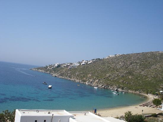Grecotel Mykonos Blu Hotel: the view