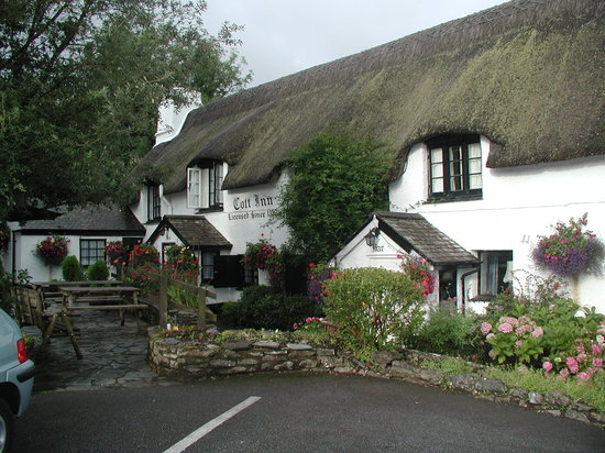 Dartington, UK: The Cott INn